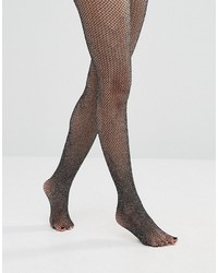 d4366e10251dc Asos Stripe Cuff Footless Fishnet Tights Out of stock · Asos Glitter Fishnet  Tights