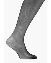 Boohoo Mia Micro Fishnet Tights