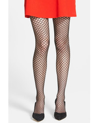 Commando Mod Fishnet Tights