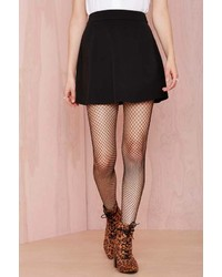 Nasty Gal Factory Alina Fishnet Tights