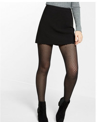 Express Netted Fishnet Full Tights