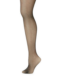 Kate Spade New York Metallic Fishnet Tights