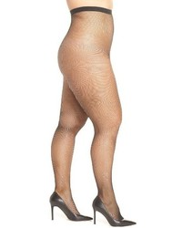 Berkshire Plus Size Fishnet Tights