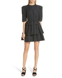 See by Chloe Ruffle Minidress