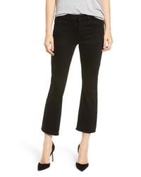 DL 1961 Lara Instasculpt High Waist Crop Flare Jeans