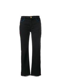 Etro Frayed Jeans