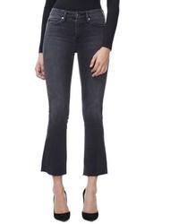 Good American Good Boot Crop Bootcut Jeans