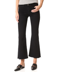 Mih jeans lou fray flare jeans medium 758069