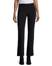 The Row Beca Scuba Cropped Flared Pants