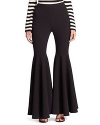 Milly Cady Flared Pants