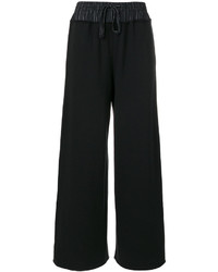 MM6 MAISON MARGIELA Drawstring Flared Trousers