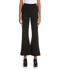 Stella McCartney Flare Leg Pull On Ankle Pants