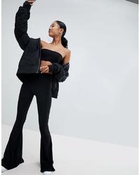 Fashionkilla Flared Trouser