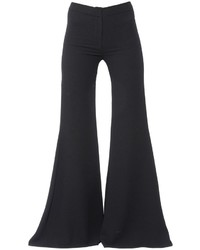 Gareth Pugh Extra Long Flared Cady Pants