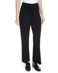 Eileen Fisher Knit Ankle Bootcut Pants