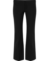 Alexander McQueen Lace Up De Poudre Bootcut Pants