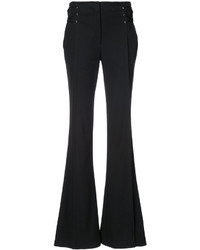 Jason Wu Soft Stretch Lace Up Bootcut Trousers