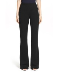 St. John Collection Kasia Bootcut Milano Knit Pants
