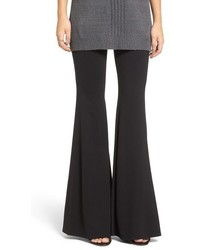 Leith Stretch Knit Flare Pants