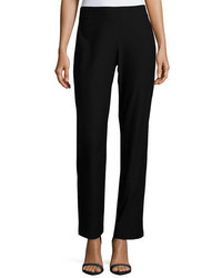Eileen Fisher Washable Crepe Boot Cut Pants Plus Size