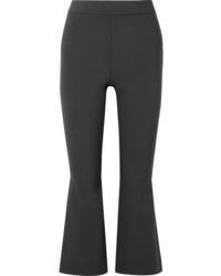 Opening Ceremony William Cropped Stretch Cady Flared Pants