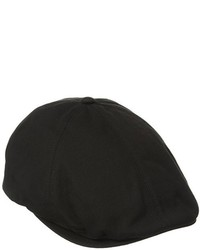 Fred Perry Panelled Flat Cap