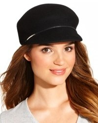 880322bc73442 ... Nine West Hat Classic Felt Newsboy
