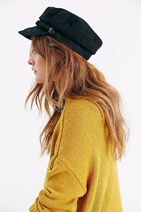 Urban Outfitters Greek Fisherman Hat
