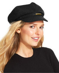 1ed69dca9eeaa Women s Black Flat Caps by Nine West