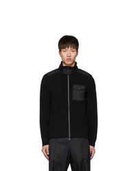 MONCLER GRENOBLE Black Fleece Jacket