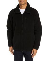 Theory Arctic Fleece Wool Blend Jacket