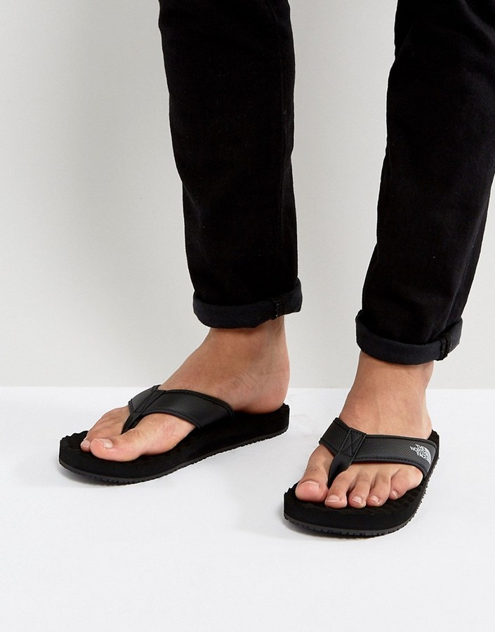 on sale shop best sellers cute The North Face Base Camp Flip Flop In Black, $45   Asos ...