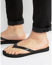 Calvin Klein Dabney Logo Flip Flops