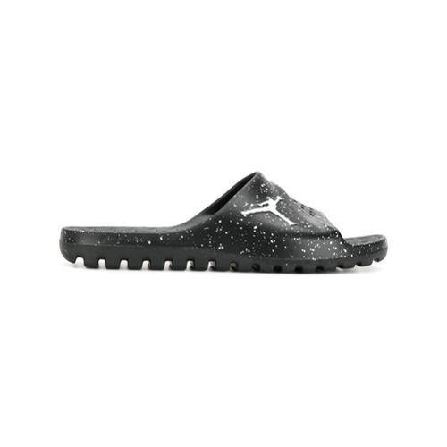 28fda3d1bd4 Nike Jordan Super Fly Team Slides, $42 | farfetch.com | Lookastic.com