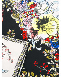 Fendi Floral Printed Bandana