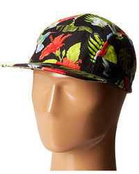 4f80fba1dc3 Men s Black Floral Baseball Caps by Neff