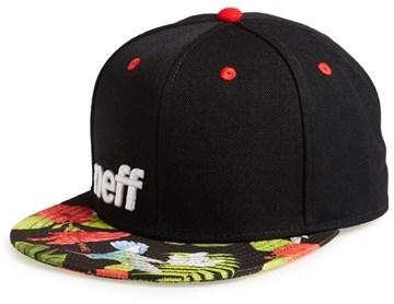 c0a313d70b9 ... Neff Daily Snapback Cap ...