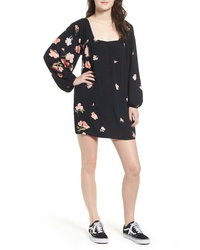 Billabong Beach Craze Floral Print Dress
