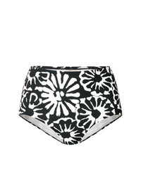 Tory Burch High Waisted Floral Bikini Bottoms