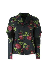 Comme des Garcons Comme Des Garons Flower Print Jacket