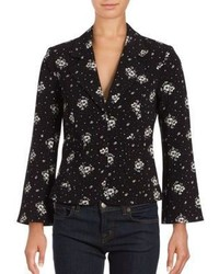 Stardust floral print jacket medium 3649034
