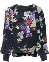 Isabel Marant Ioudy Floral Blouse
