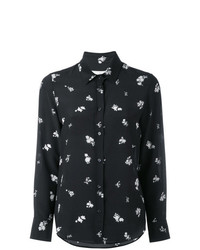 Golden Goose Deluxe Brand Floral Print Shirt