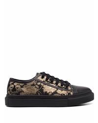Etro Jacquard Low Top Sneakers