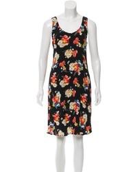 Casual floral print dress medium 5422884