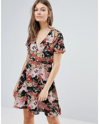 Influence floral tea dress medium 5422886