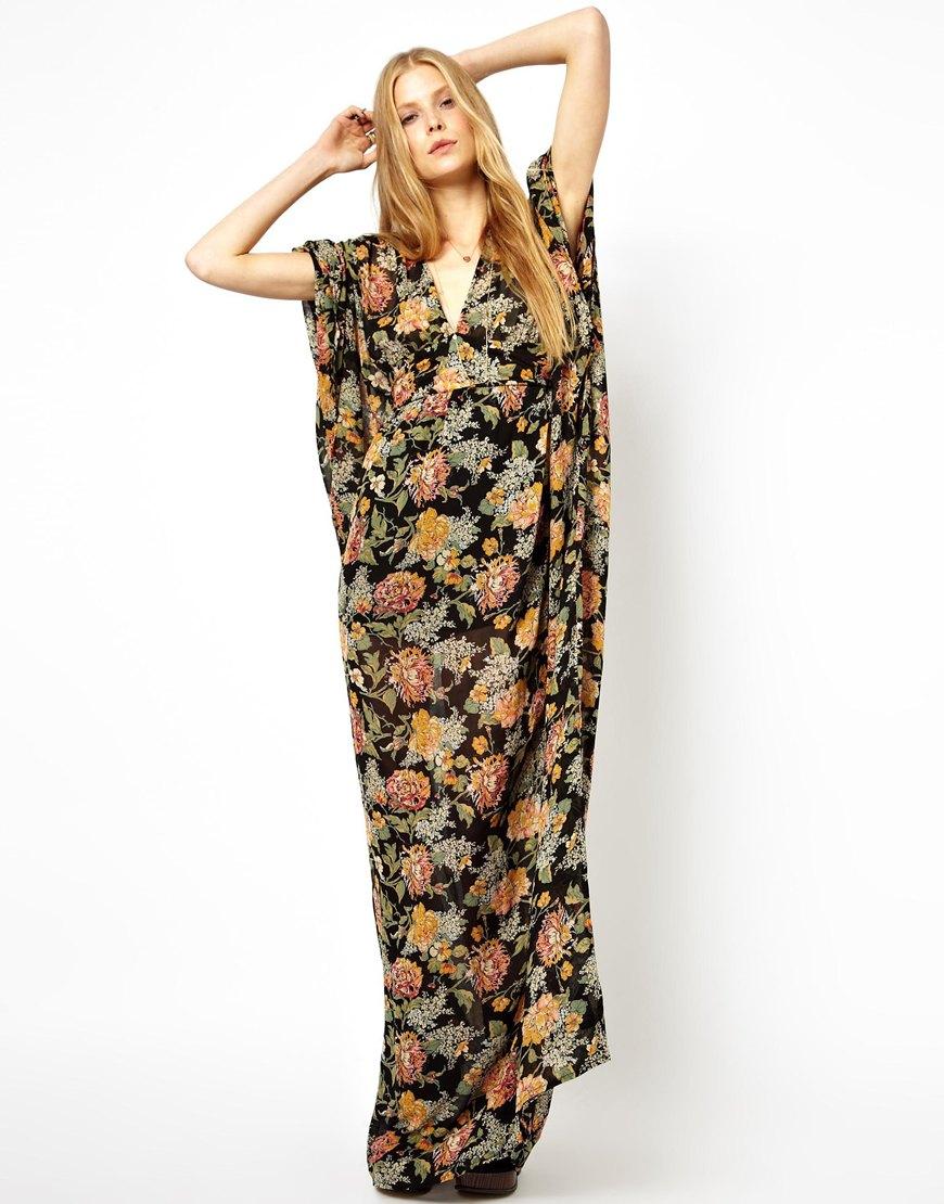 f763a72a1 Floral Maxi Dresses Asos - raveitsafe