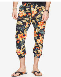 Denim & Supply Ralph Lauren Floral Print Hiking Chino Pants