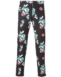 Thom Browne Floral Trousers