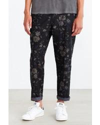 Your Neighbors Milo Floral Linen Pant